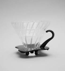 Dripper sklo V60-01